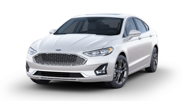 New 2020 Ford Fusion Hybrid Titanium Sedan for sale near Orlando